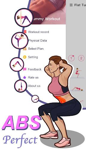 Flat Tummy Workout 1.0.1 app download 1