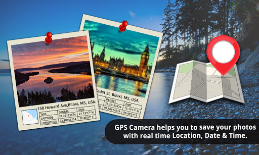 GPS Camera: Photo With Location 1.19 Screenshots 1