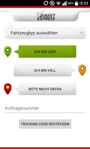 Direkt Express GPS