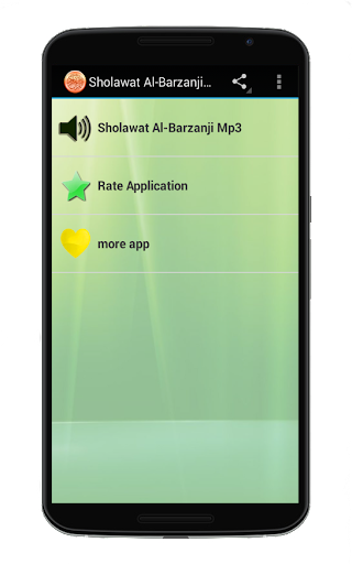Sholawat al-barzanji mp3 for android apk download.