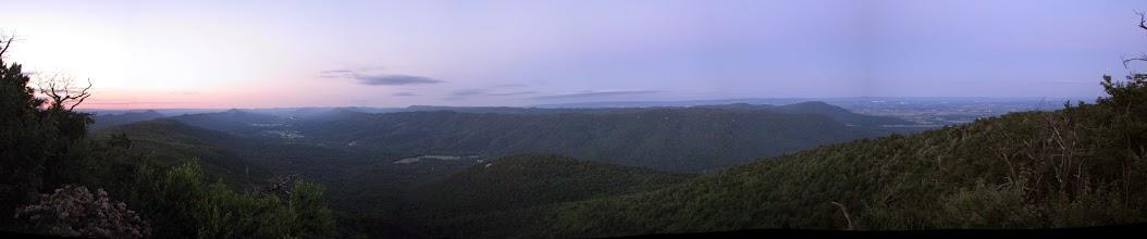 Photo: FM19AW panorama - NW->N->SE