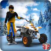ATV Snow Quad Bike Motocross