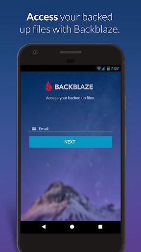 Backblaze 3.0.2 screenshots 1