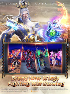 Game Dynasty Legends: Awake-Magic Power Befalls APK for Windows Phone