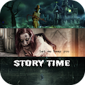 Ebook Horror Reader Stories icon