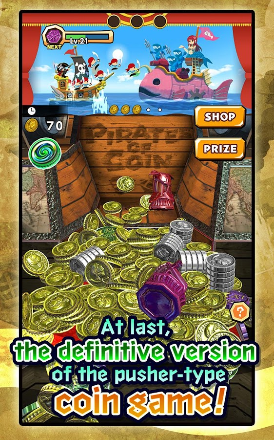 Pirates of Coin- screenshot