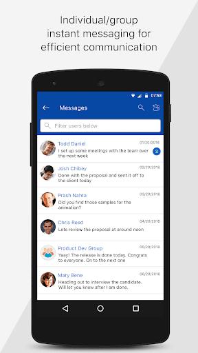 hubEngage - Employee App screenshot 4