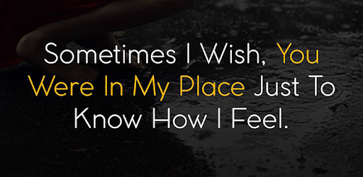 I M Okay Heart Touching Sad Quotes Status Apps Bei