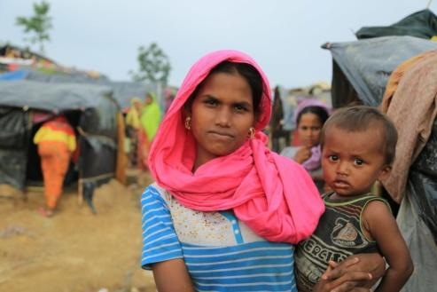 Since Aug. 25, 2017, about 700,000 people from Myanmar have fled to Bangladesh because of extreme violence in northern Rakhine state. Most of the Myanmar refugees identify as Rohingya, a Muslim minority ethnic group in predominantly Buddhist Myanmar. Learn more about the Myanmar refugee crisis in Bangladesh.