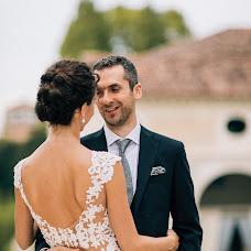 Hochzeitsfotograf Darya Ansimova-Yacyuta (Ansimova). Foto vom 04.10.2017