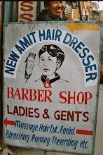 Photo: Abenteuer Barber Shop. Der Beginn einer langen Freundschaft