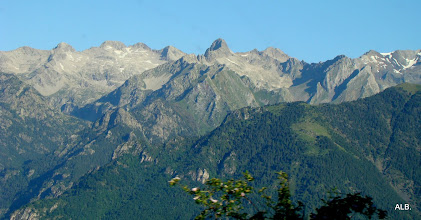 Photo: Sierra de Cambra, Picos y Tucas.