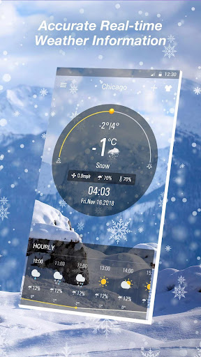 Download Live Weather Forecast App For PC 2