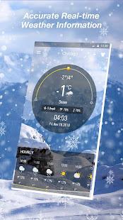 Live Weather Forecast App APK image thumbnail 1