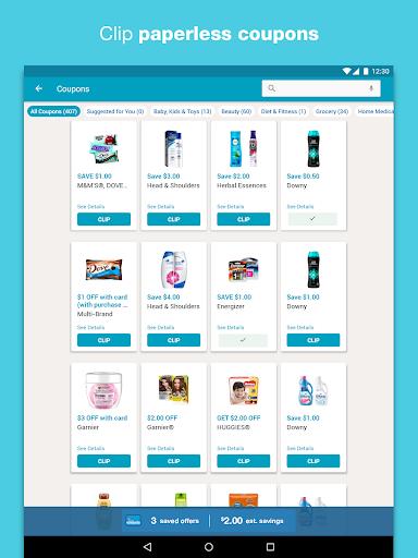 Walgreens screenshot 9
