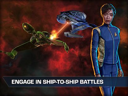 Star Trek Timelines Screenshot