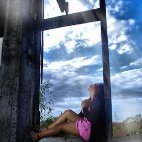 Windows by Khomzin Arief - People Fine Art