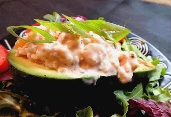Avocado Ritz Recipe
