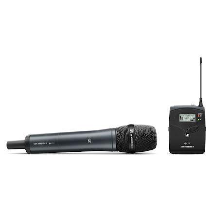 Wireless Mic Set Handheld EW 135P G4