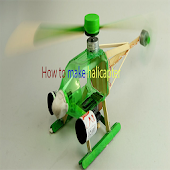 How to make MiniHalicopter