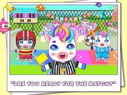Mini Town: Unicorn School Mod Apk (Full Unlocked + No Ads) 5