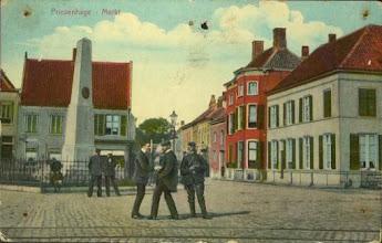 Photo: 1910 Markt Prinsenhage