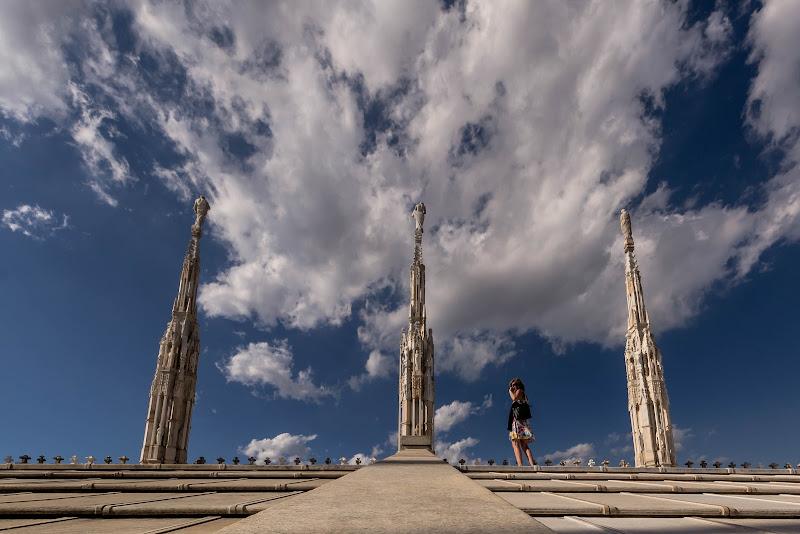 Milano e Nuvole di Peggy