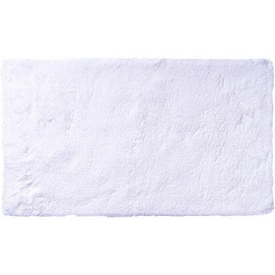 Коврик для ванной Ridder Sheldon белый 60х100 см
