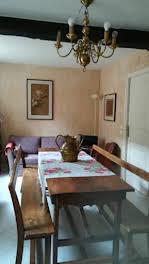 Appartement meublé 2 pièces 34,58 m2