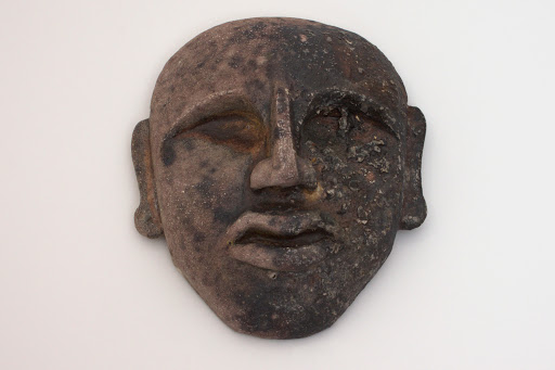 Chris Lewis Ceramic Mask 3