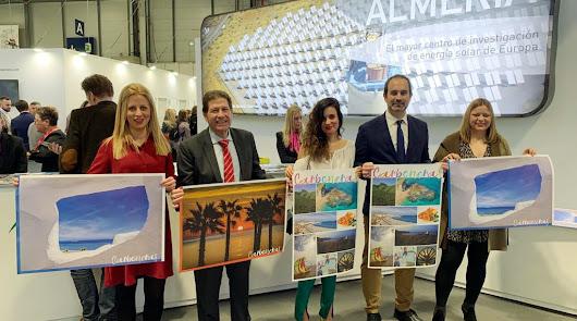 Carboneras pone en valor el turismo activo en FITUR 2020
