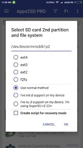 App2SD Pro: All in One Tool [ROOT] 4