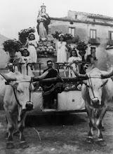 Photo: Processione Madonna delle Grazie, 1951