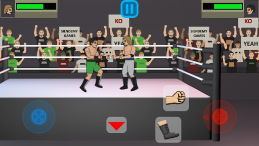 Télécharger Gratuit Wrestling Royal Fight apk mod screenshots 5