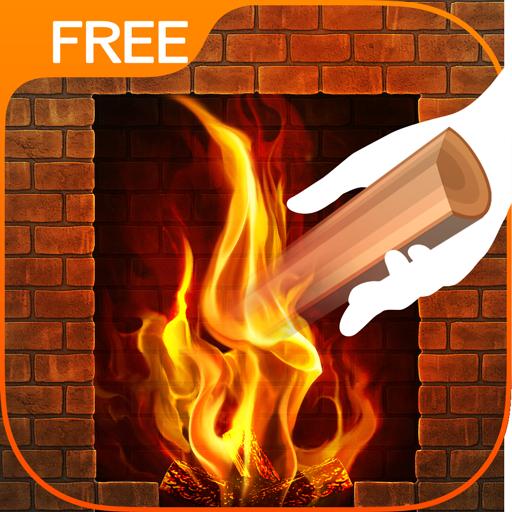 あったかい暖炉(Fireplace Simulator) 健康 App LOGO-硬是要APP