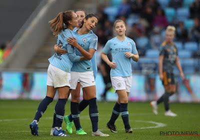 Tessa Wullaert met Manchester City naar halve finales Engelse beker