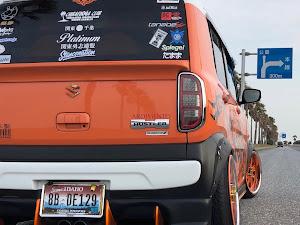 ハスラー  Xターボ(2WD)のカスタム事例画像 B・B・R@冬眠中(リメイク中)さんの2019年04月24日20:46の投稿