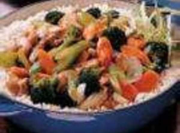 Spam Hot & Spicy Stir Fry Recipe