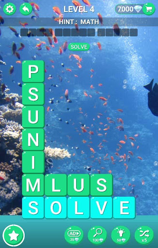 Word Blast - Find Hidden Word Stacks  screenshots 3