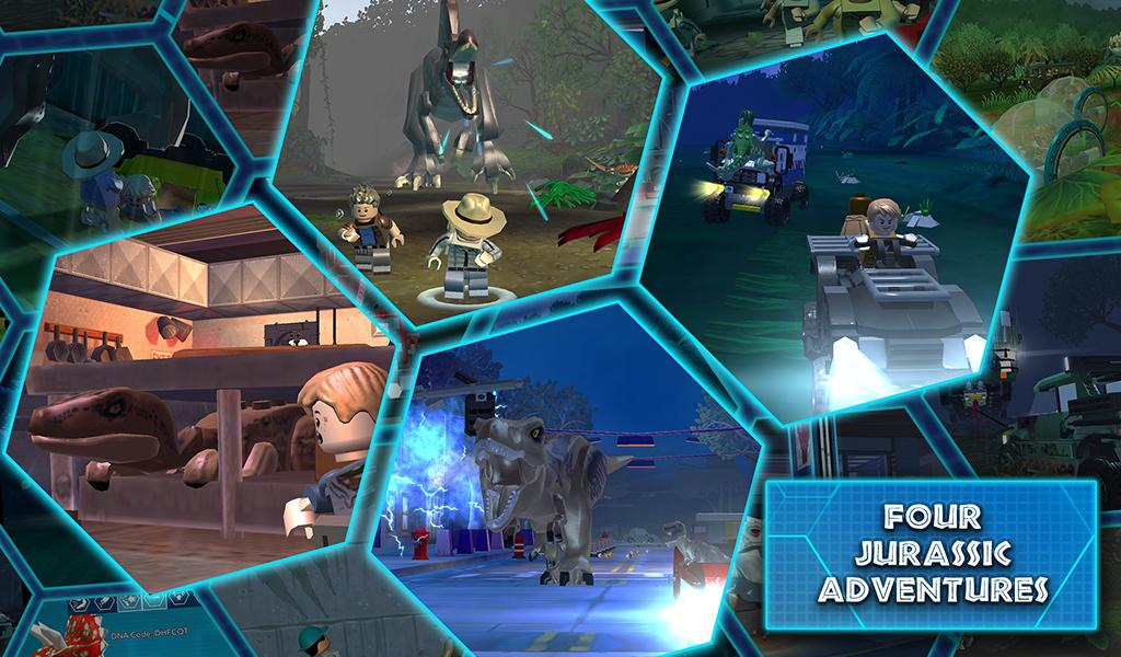 Lego jurassic world android apps on google play lego jurassic world screenshot gumiabroncs Gallery