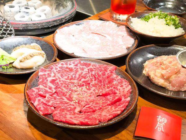 絕不辜負你對「肉」的期待!超誇張親切的桌邊幫你烤~台灣近代最代表燒肉店「糊同」(文末菜單)