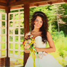 Wedding photographer Anastasiya Vakhterova (miracle050). Photo of 15.08.2014