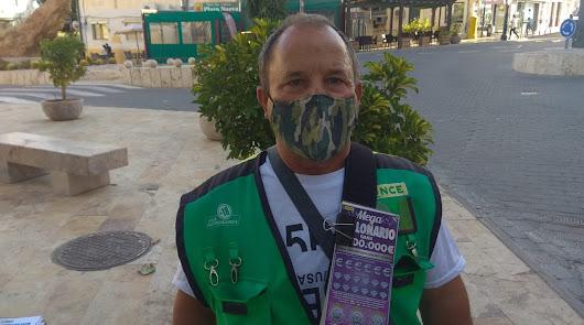 La ONCE reparte 350.000 euros entre diez vecinos de Albox