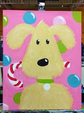 Photo: Holiday Puppy