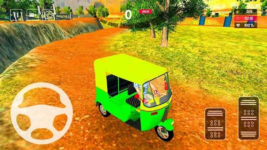 Tuk Tuk 2020 - Auto Rickshaw Simulator 2020 1.0