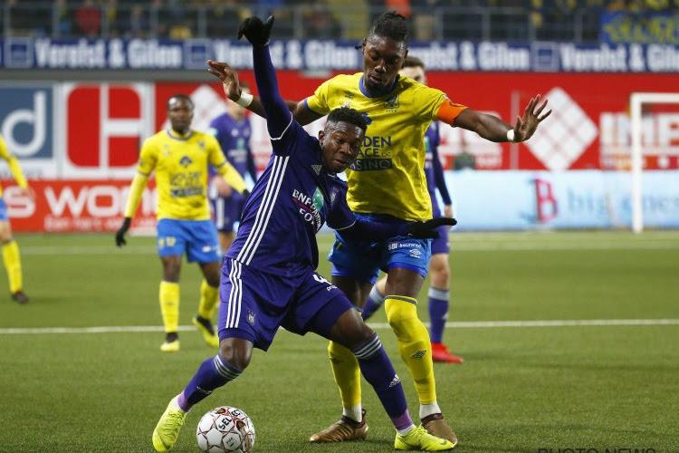 Anderlecht prolonge le contrat d'un de ses Diablotins