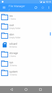 File Manager: Folder Shortcuts [PRO] Screenshot