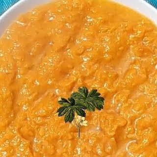 Sweet Potato Hummus.
