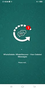 WhatsDeleted: WhatsRecover – View Deleted Messages 1