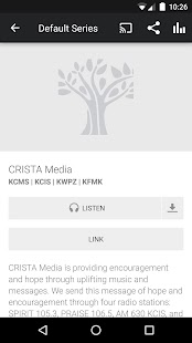 CRISTA Ministries- screenshot thumbnail